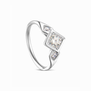 Solitaire diamant