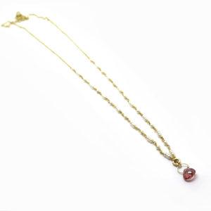 Collier de perle moderne